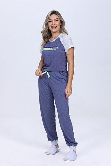 Pijama Feminino Dream