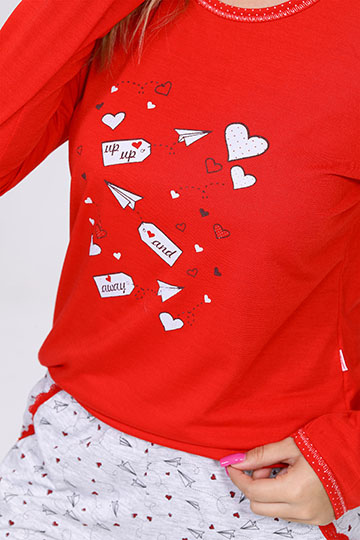 Pijama Feminino Lovely